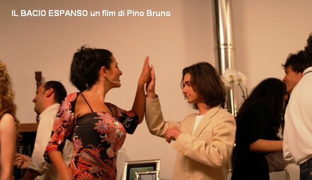 +003 Alba Tamarazzo S. Del Grosso 2 Film IL BACIO ESPANSO di Pino Bruno
