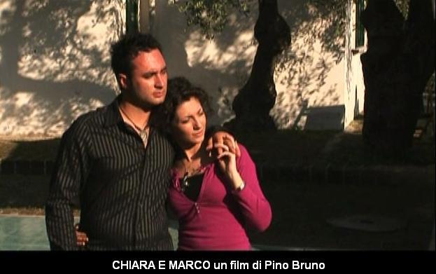 005 Leonardo Danaro e Ester Ranieri ph di scena MARCO & CHIARA di Pino Bruno